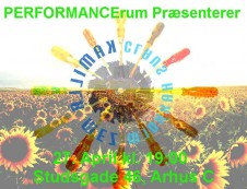 PERFORMANCErum-27 april, 2018 -